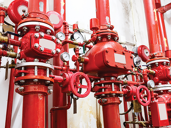 Fire Protection Inspection, Service & Repair